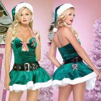 2014 Roupa Infantil Feminina Mochila Homem Aranha Europe Or The Christmas Dress Costume Sexy Deep V Factory Custom Wholesale