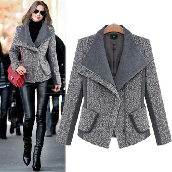 Женская куртка Lsy jaquetas femininas Femininas Casaquinho 9928 9928 women clothing