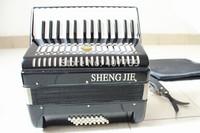 Professional 32 bass accordion 30 keys 32bs teenage/adult squeezebox hurdy-gurdy