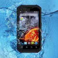 Original A9 IP68 Waterproof Mobile Phone MTK6582 Quad Core Smartphone 1GB RAM 8GB ROM 5MP