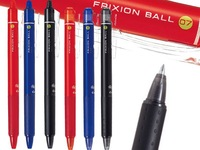 30/60 pcs/lot Japan PILOT LFBK RETRACTABLE FRIXION ERASABLE 0.7 OR 0.5 Ball Knock Clicker Pilot 3 colors to choose Free Shipping
