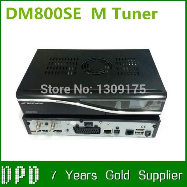 (5pcs/lot)DM800HD SE satellite tv receiver sim a8p ALPS 801A M tuner dvb s2 dm800se free shipping 800SE()