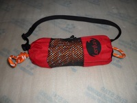 2014 New throw line kayak rescue  throw line whitewater throw bags + 20 M ropes
