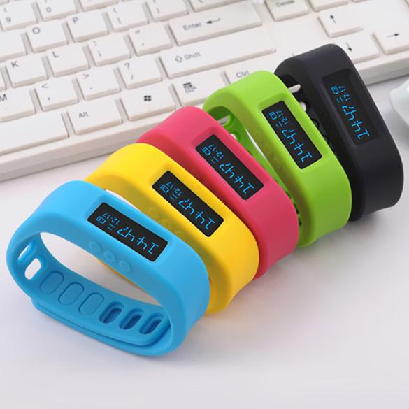 Wireless Sport Sleep Wristband Smart Bracelet Fitness Tracker for Android WORD(China (Mainland))