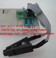 10pcs sop8 and soic clip adapter programming clip free shipping !!!