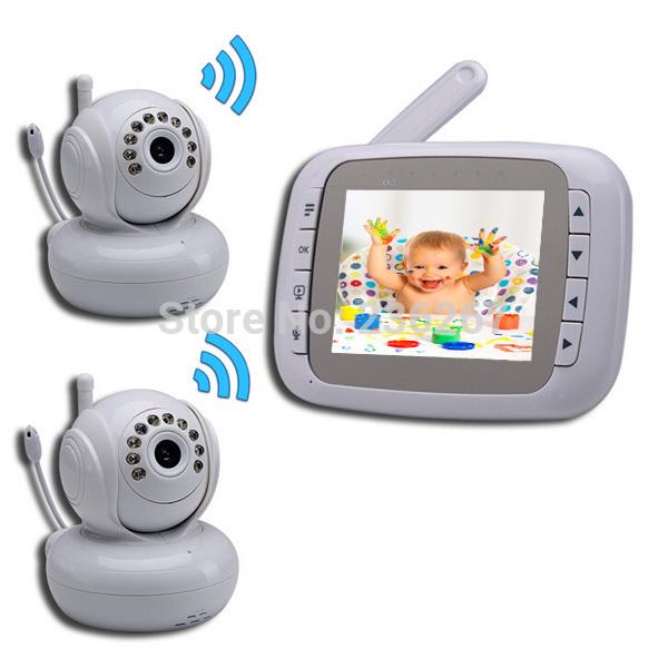 best billfet jlt 9020d add on for digital video baby monitor standalone white grey under. Black Bedroom Furniture Sets. Home Design Ideas
