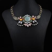 Design Luxury Necklaces & Pendants Jewelry Women Fashion Brands Acrylic Necklaces New Choker Necklace