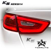 2014 KIA k5 rear light refires led rear light assembly cotton light