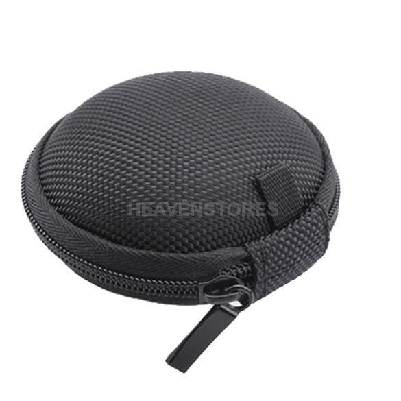 Earphone Bag Earbud Headphone Carrying Bag Earphone Storage Pouch Case #1JT(China (Mainland))