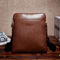 Hot style man bag shoulder bag Messenger bag business casual men's leather bag  man diagonal  Free Shipping