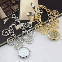 WH005 New Lady Flower Diamond Bracelet Style Wrist Quartz Analog Watch 85987