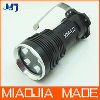 Super Bright 5x CREE XM-L2 LED 7000 Lm LED Flashlight Torch Spotlight Searchlight super T6