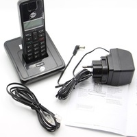 Digital cordless phone original mars from England DECT 6.0 telephone English menu 110v~240v EU plug