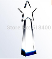 Sample star trophy