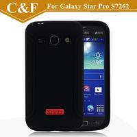 Original Brand XMART Wizard Silicone Case For Samsung Galaxy Star Pro S7260 S7262 S7272C S7278U I679 +Free shipping