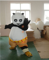 Brand New Kung Fu Panda cartoon mascot costume for adults