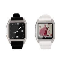 "Bluetooth Smart Watch WristWatch U8 Plus .54""Touch Screen Remote Camera Slot  Anti-lost Support SIM Card TF Card For SmartPhone"