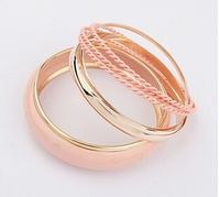 BL063 New Fashion Europe Simple multi-layer hot fashion bracelets Fashion brand 2014