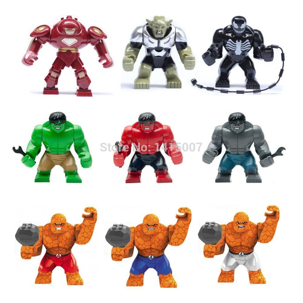 Детское лего Decool Minifigures decool super hero 0181-0183,0144-0146,0153-0155 детское лего gudi