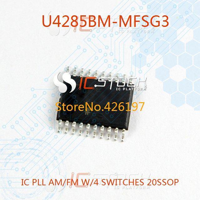 U4285bm-mfsg3 IC PLL AM / FM W