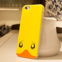 For  for iphone   6 phone case silica gel mobile phone case for  for apple   phone case 6 4.7 cartoon ultra-thin soft case