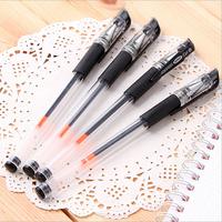 School Supplies Office supplies Neutral pen / Gel Pen 0.5mm black Gel-Ink pen Office&School Rollerball Pen 20pcs