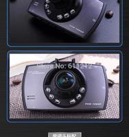 "hot selling  Car DVR GS9000 Full HD 1080P 30fps 2.7""LTPS DVR With GPS G-sensor H.264 Car Black Box Vehicle Recorder camcorder"