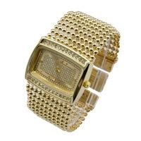 WH001 New Lady/Women's Diamond Bracelet Style Wrist Quartz Analog Watch 85978
