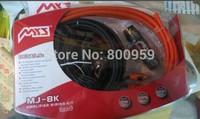 YI YELANG  copper 1800W  8 GA car amplifier wiring kit