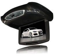 10 inchCar Roof Mounted Monitor DVD Player with games USB IR