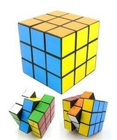2014 Brand New Cyclone Boys 3x3x3 Puzzle Magic Cube(50mm) Educational Toy Special Toys for children big size