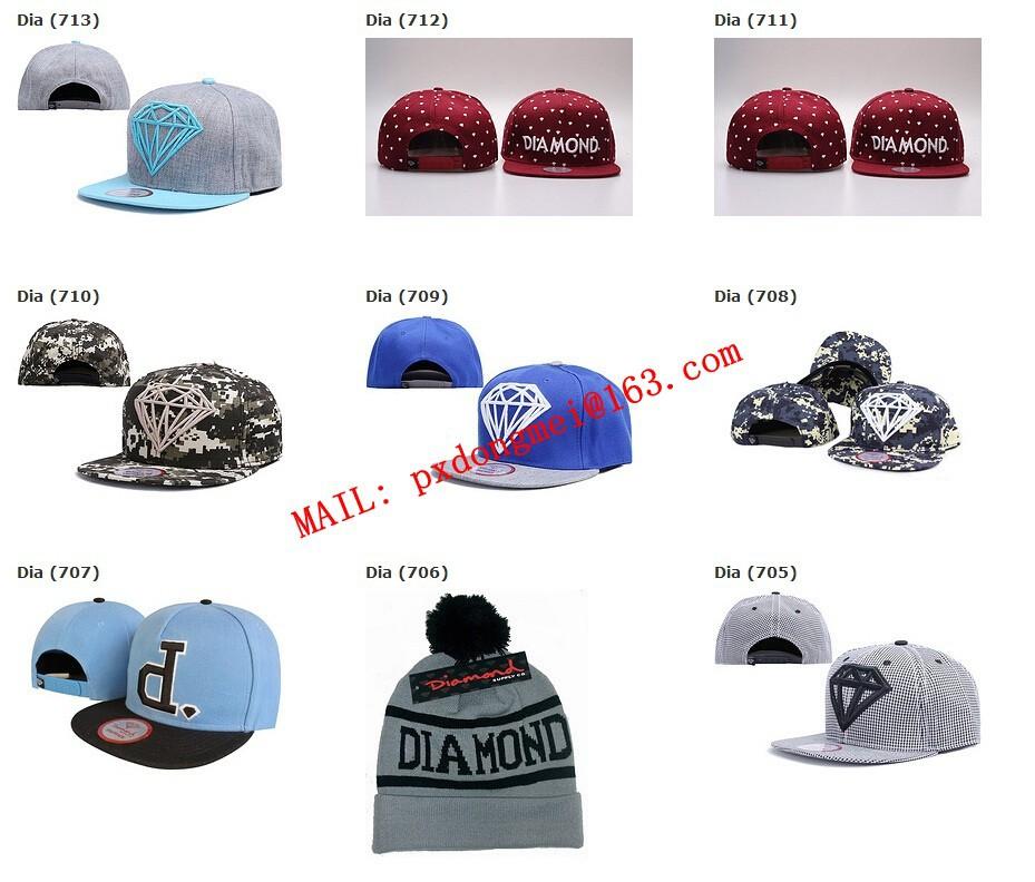 Diamond supply co snapbackcaps, High QualityDiamondSnapbackHat baseball caps+ free shipping(China (Mainland))