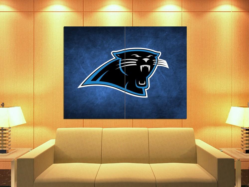 Cool Panther Football Logos Panthers Football Logo