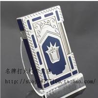 France international brands STDupont / Dupont lighters broke carved silver