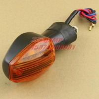 Motorcycle Accessories fits honda CB400 VTEC 3 CBR600/F5 CBR1000 turn signal lights orange  1pair