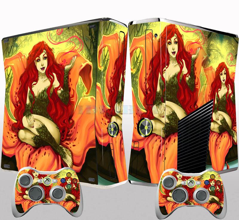 Xbox 360 Slim Custom Console Hot Custom Gift For Xbox 360