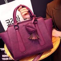 New Korea smiley face bag handbag brand ladies fashion single shoulder handbags bags market foreign trade handbags