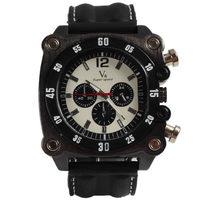 Free shipping V6 Brand Watch atmos clock Men Sports Watches Men's Wrist watch Quartz Watch Military MONTRE HOMME Relogio