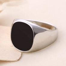 2014 New Arrival Fashion Vintage Silver Plated Men's Rings Jewelry Anel Masculino Antique Rings Hot Sell