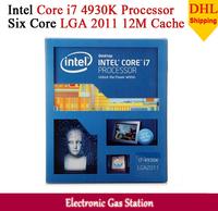 Original Processor for Intel Core i7 4930K Six Core 3.4GHz LGA 2011 L3 Cache 12M 130W Desktop CPU