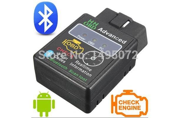 Оборудование для диагностики авто и мото Vococal HH v1.5 ELM327 Bluetooth OBD2 20 оборудование для диагностики авто и мото digital boy hh obd elm327 android bluetooth obd2 obdii can
