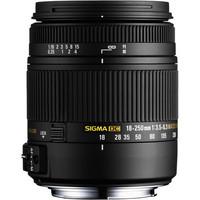 Sigma 18-250mm F3.5-6.3 DC Macro OS HSM Lens for Nikon D3300 D3200 D3100 D5300 D5200 D5100 D90 D7000 D7100 D300 D60