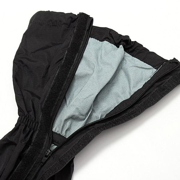 1 paire./beaucoup. noir randonnéeimperméable à l'eau de la neige escalade, trekking legging guêtres acryliqueleg couverture 2014 nouvelle randonnée marche outillage