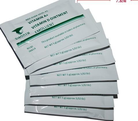 100 Pieces/ Bag Tattoo prevent scar repair cream Vitamin Repair Cream I121 Tattoo Supplies(China (Mainland))