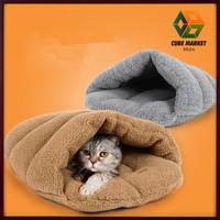 CUBE MARKET PET SHOP 2014 New free shipping cat house Pet litter Cat bag Slipper Style Cat Sleeping Bed