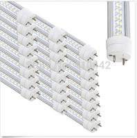 LED tube light lamp T8 SMD 3528 LED fluorescent tube T8 G13 AC85-265V 22W SMD3528 288led 6-7lm led >1800lm 1.2M 1200mm