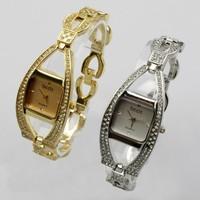 2014 Hot Sale Fashion Lady Watch  Eye Diamond Wrist Quartz Analog Watch 85989