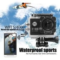 Original SJCAM Wifi SJ4000 mini camcorders 30M Waterproof 1080P Full HD Helmet action Camera Underwater Sport Cameras gopro