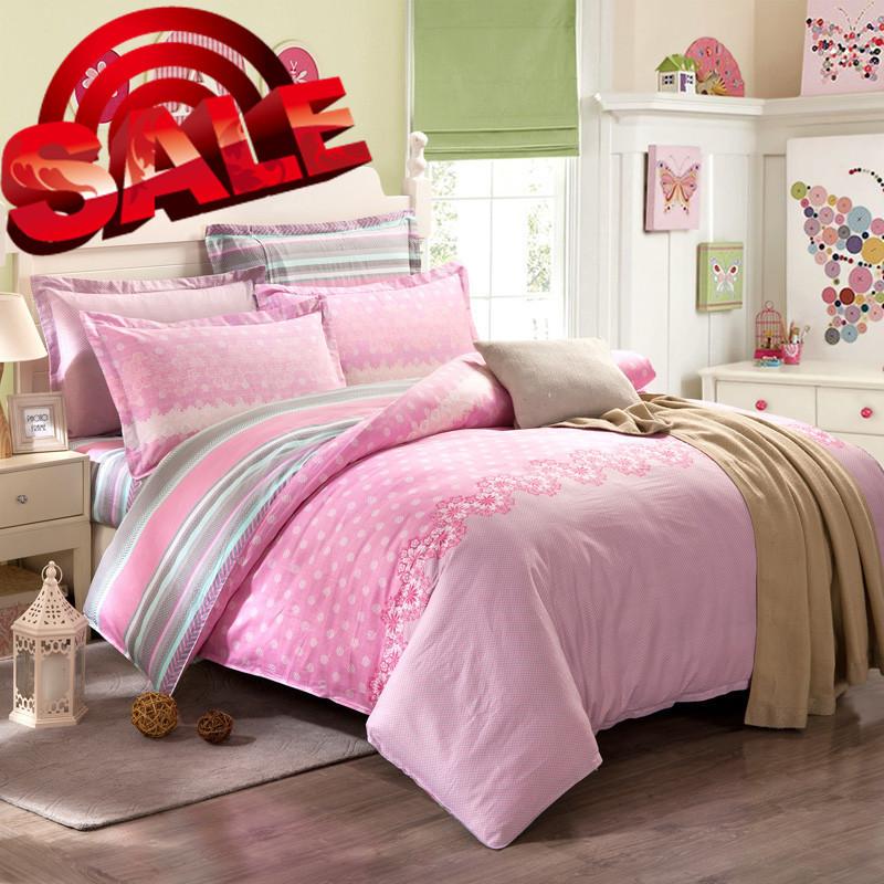 Online Get Cheap Full Size Girls Bedding Sets Aliexpress