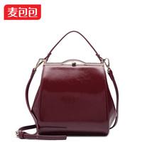 Fashion vintage 2014 doctor bag portable women's handbag messenger bag